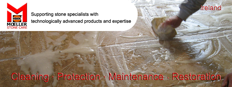 Moeller Stone Care Ireland Cleaning Product Range